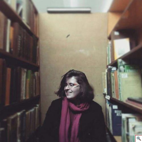 Трета награда- Клаудиа - Софи Георгиева